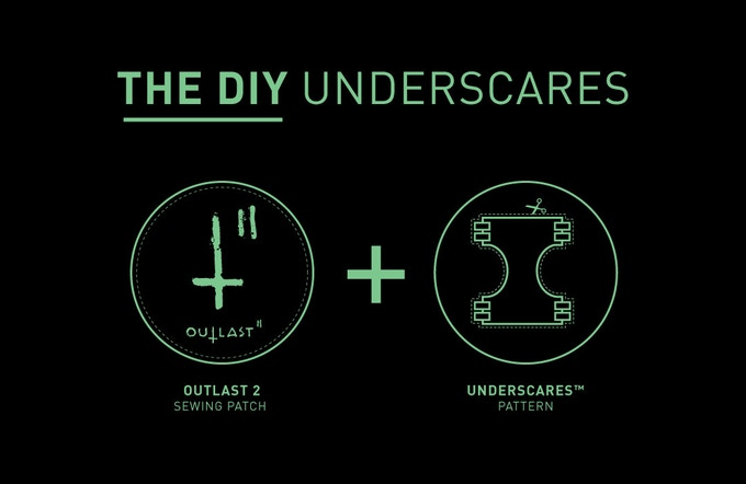 The Underscares DIY Kit