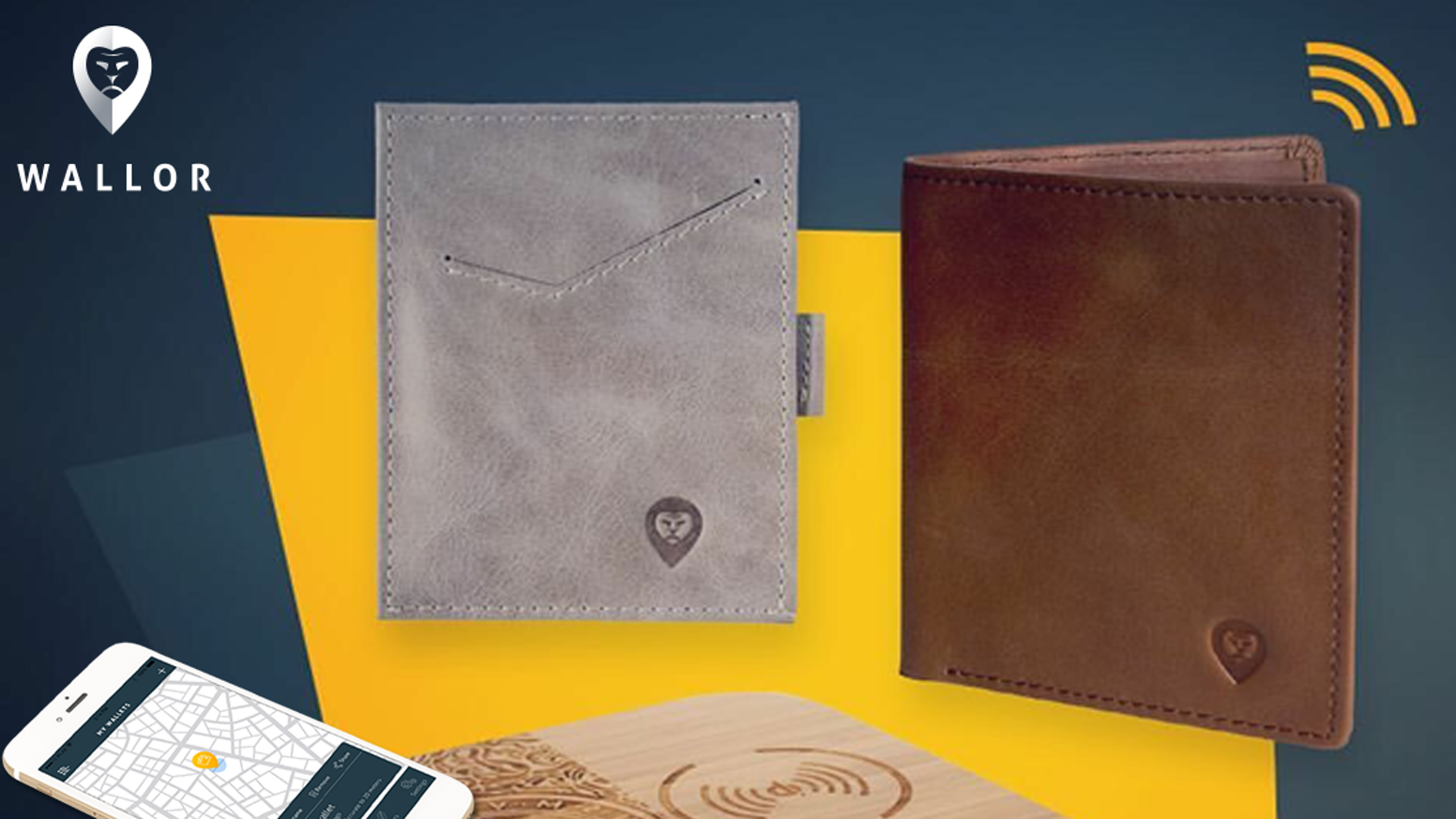 Wallor: RFID Wallet with GPS Tracking and Anti-Theft Alarm