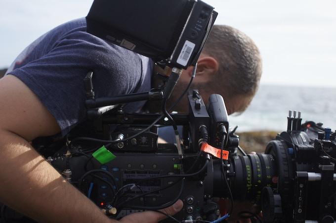 DP David Kruta on Monhegan Island, ME