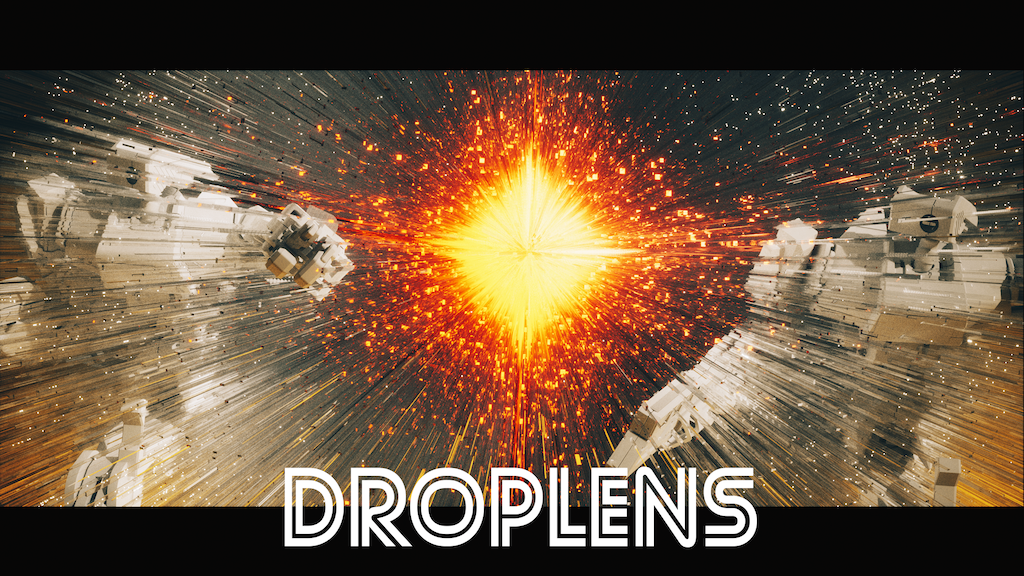 DROPLENS Animated Shortfilm project video thumbnail