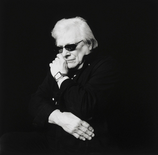 SFWA Grand Master Harlan Ellison, photographed by Rod Searcey, 6 May 2006