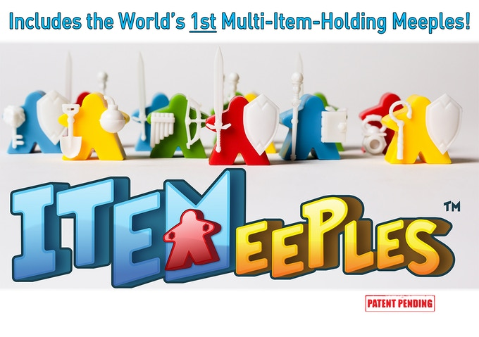 Click to view more ITEMeeples™ photos!
