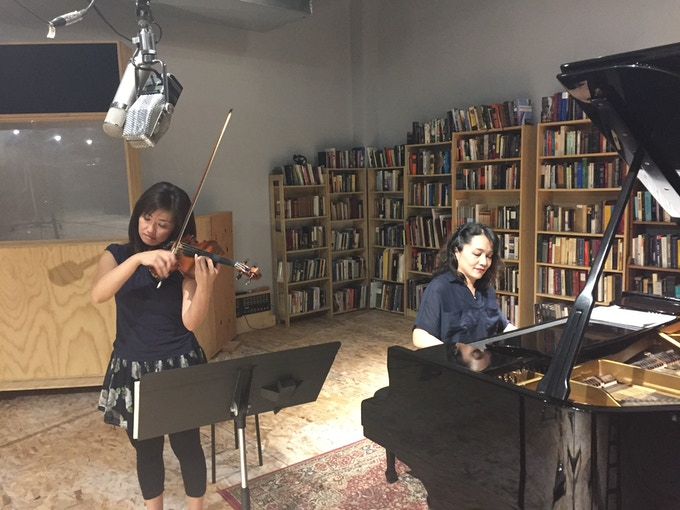 session with Ayako in August, 2016