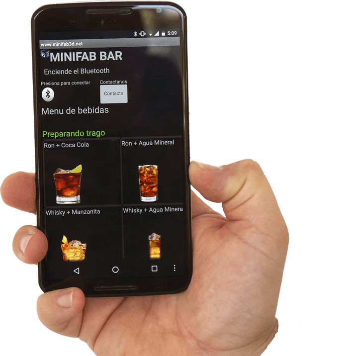 App disponible para Android