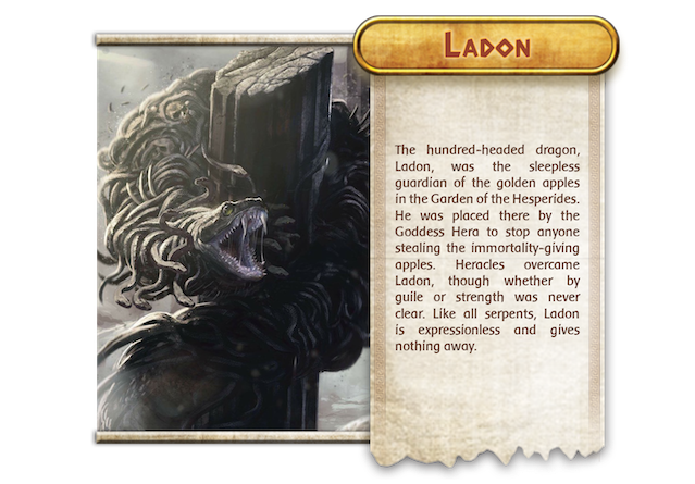 Ladon : Hundred Headed Dragon of the Hesperides [HER] A1f92ae802a440d7932b89a6c92d2cc3_original