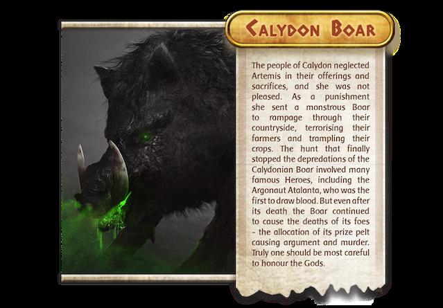 Calydonian Boar : Sent as Punishment [HER] 1bac350846682fe49c59d2f8ac9e28b6_original