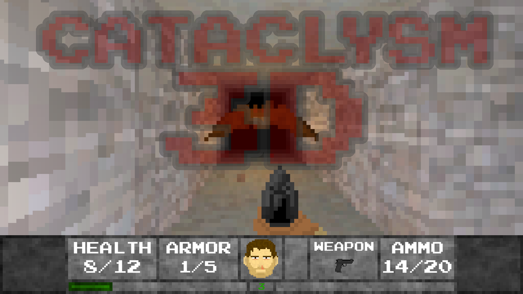 Cataclysm 3D - Retro FPS/RPG Shooter! project video thumbnail