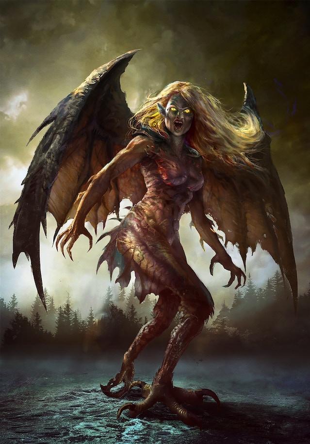 The  Gorgon : Don't look [BG] C8a609727ddc243b65a414296ec18935_original