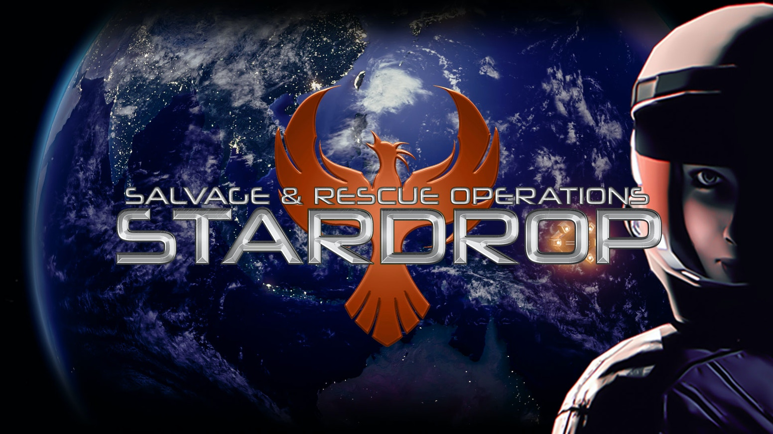 STARDROP is a story-driven Sci-Fi adventure and exploration game.