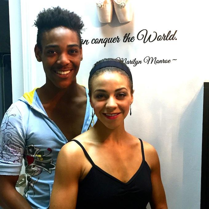 Jasmine Wright & Kirby Harrell