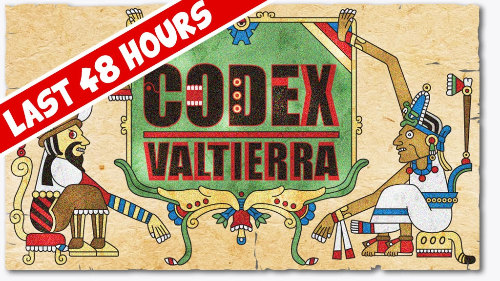 Codex Valtierra - Relaunch project video thumbnail
