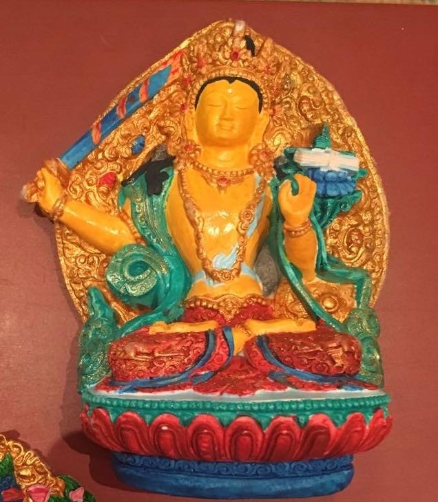 Manyushri Tsatsa