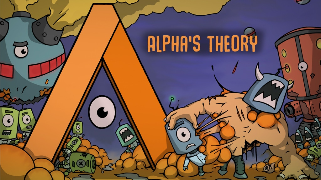 Project image for Alpha's Theory