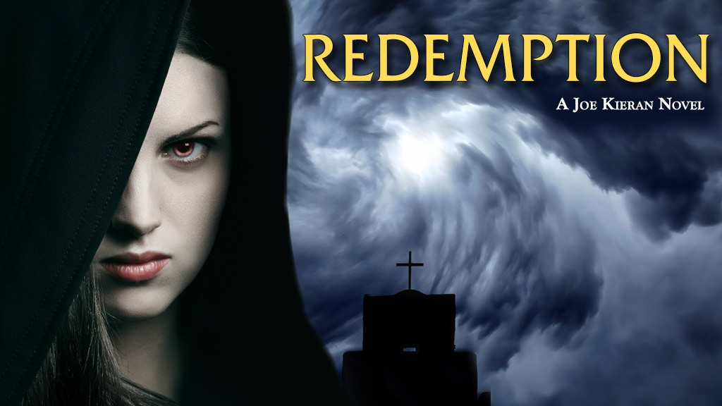 Redemption - a Novel by John Everson project video thumbnail