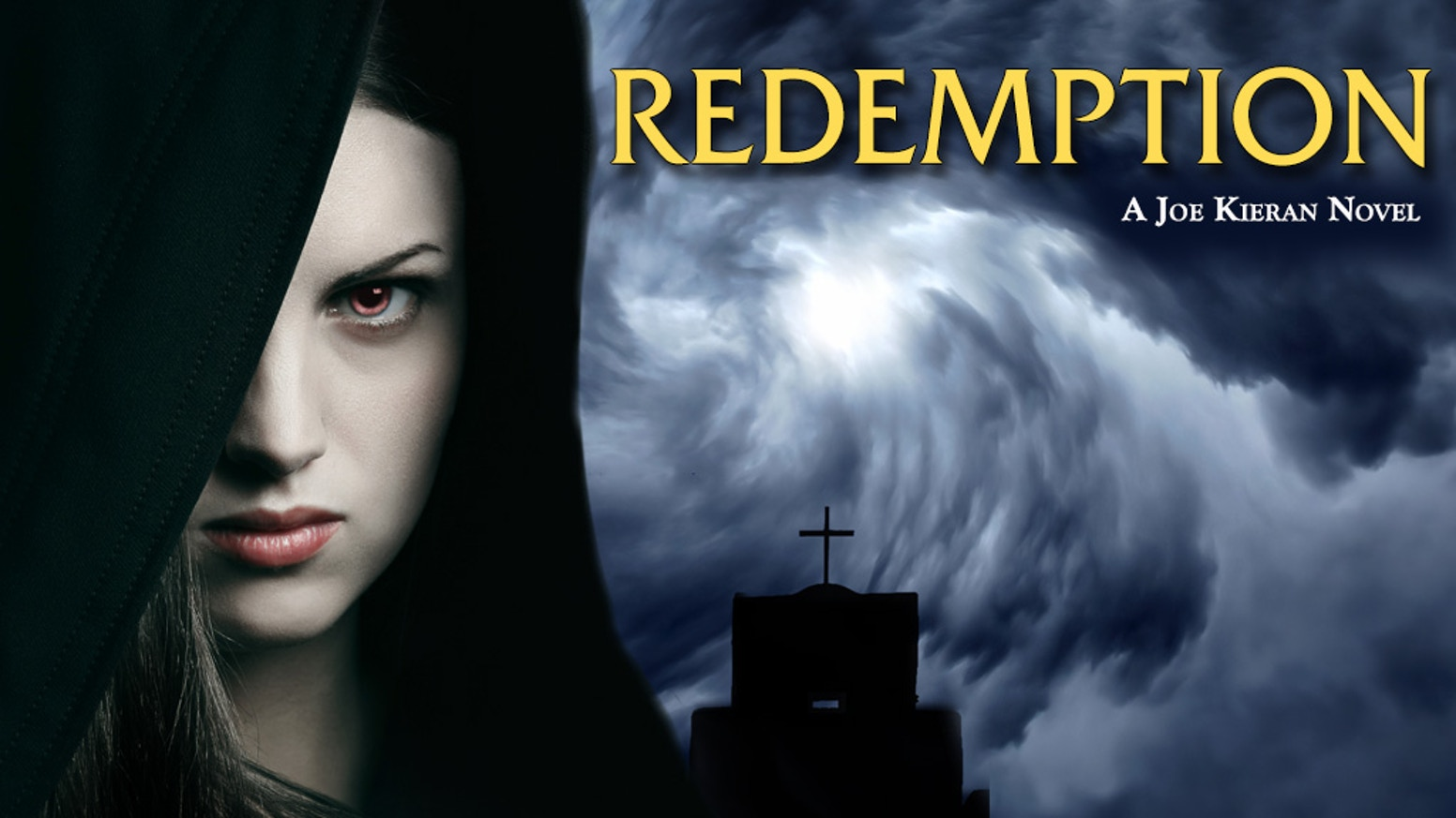 REDEMPTION, the 3rd and final book in the trilogy that began with COVENANT is now available in e-book and trade paperback!