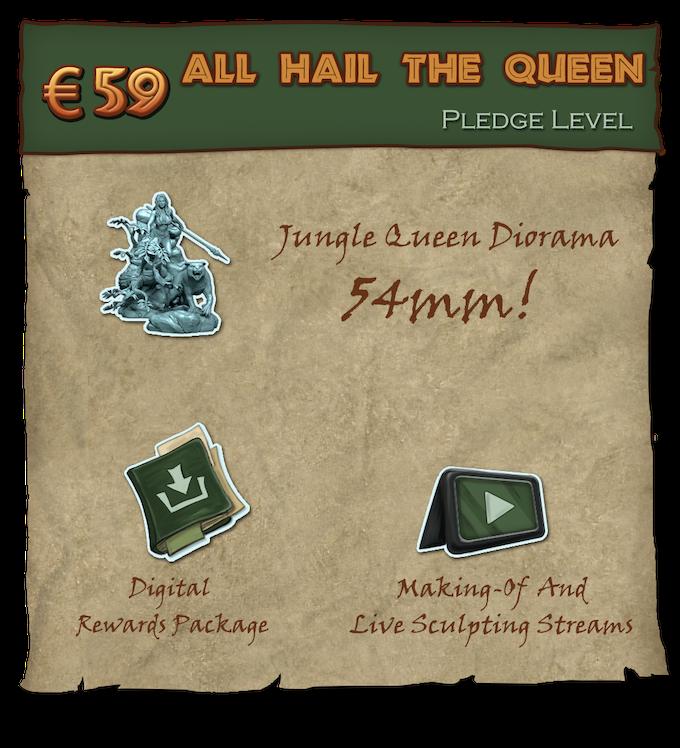 All Hail The Queen Pledge