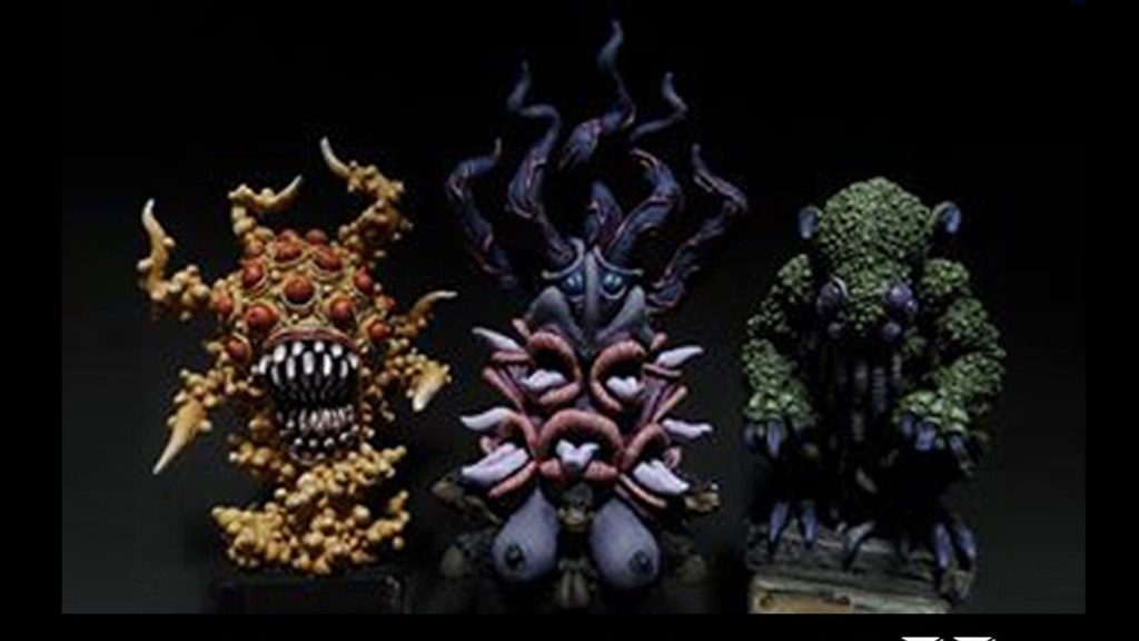 HP Lovecraft : Cthulhu mythos ,the great old ones II project video thumbnail