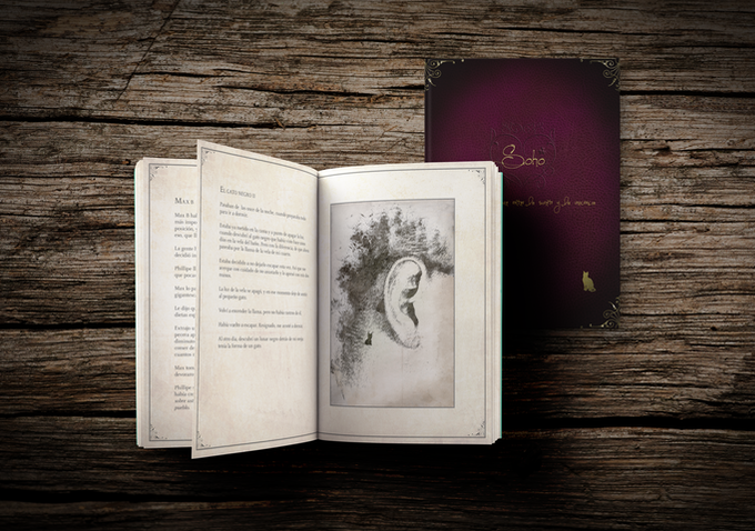 Limited Edition Deluxe Hardcover [Metallic Ornaments]