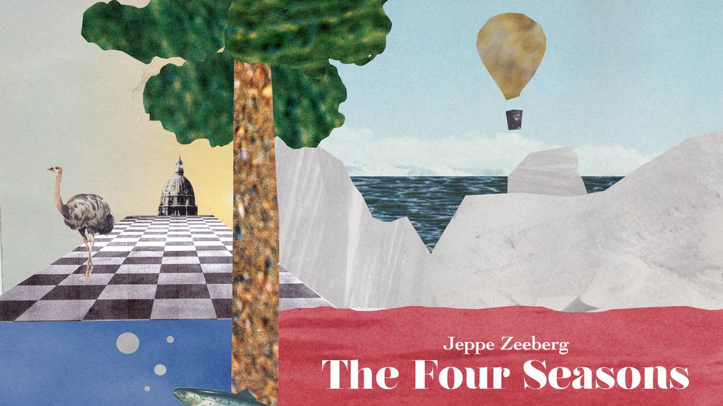 The Four Seasons | Support Jeppe Zeeberg's next album project video thumbnail