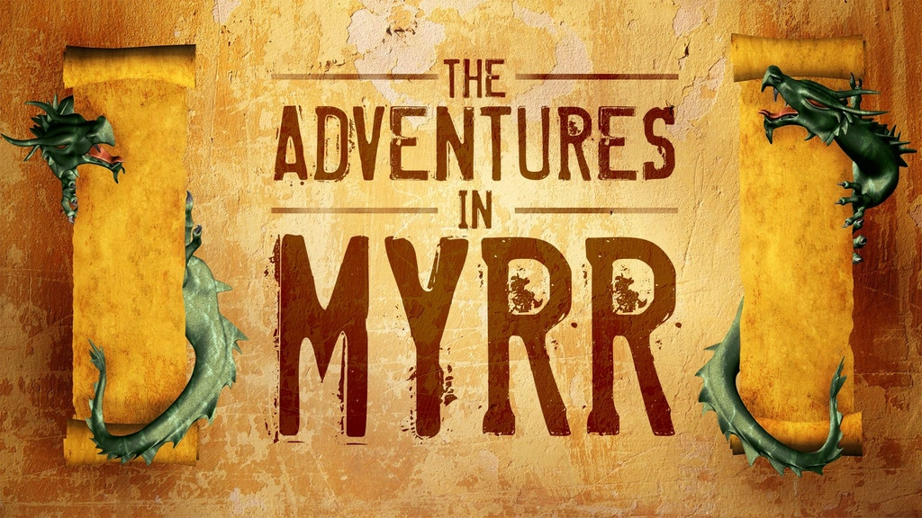 World of Myrr Adventure Modules and Handbook for 5th Edition project video thumbnail