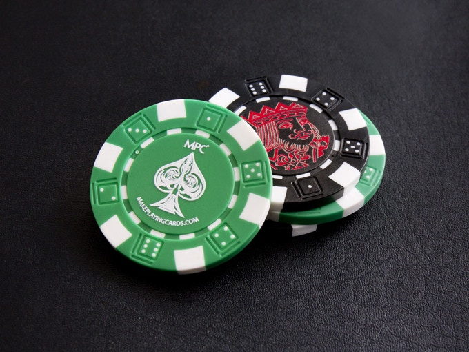 Limited Edition MPC Poker Chips