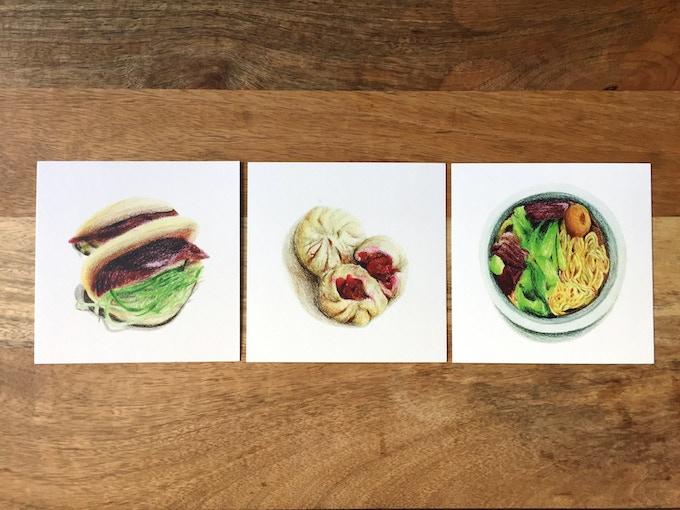 Food Print Set