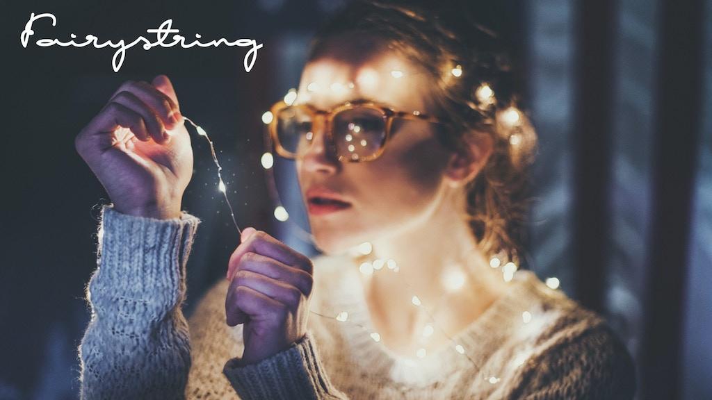 FAIRYSTRING - The Original USB String Light project video thumbnail