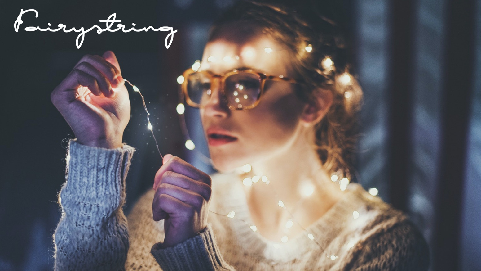 Beautiful string lights perfect for transforming anything you do into an enchantingly lit event. Portable and simply rather magical.