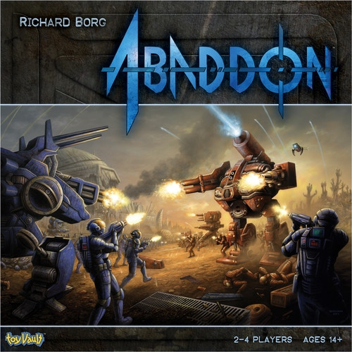 Box cover for Abaddon base game.