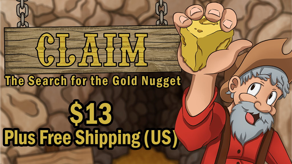 Claim: The Search for the Gold Nugget project video thumbnail