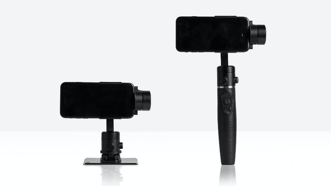 FlowMotion Smartphone Stabilizer | The End of Shaky Videos by
