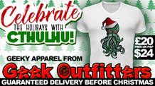 Geek Outfitters: Board Game Christmas T-Shirts