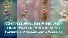 Underwater Photography FineArt Prints by Cheryl Walsh: Myths