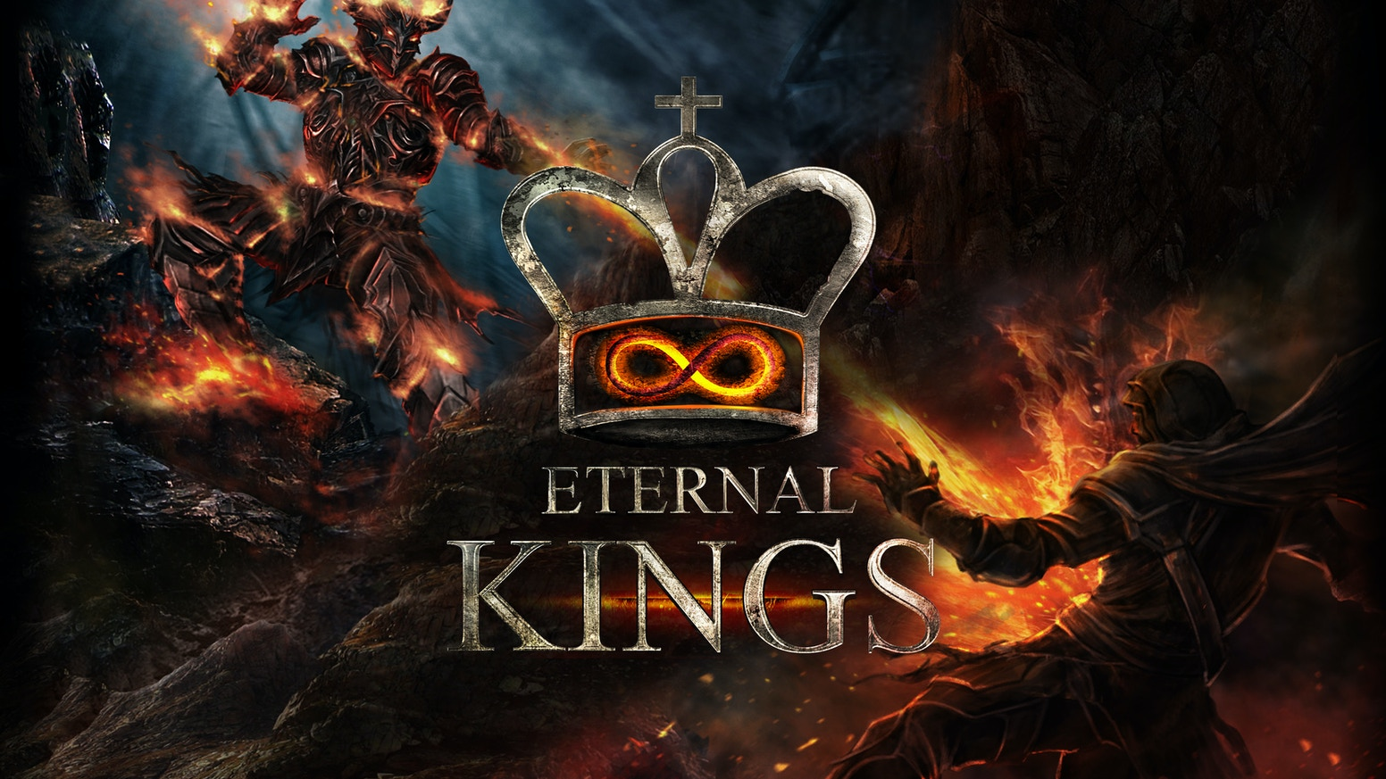 Welcome to Eternal Kings — the game that combines the classic strategy of chess with the diverse combos of a card game!