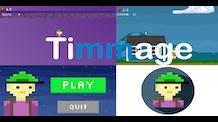 The 2D platformer Tim