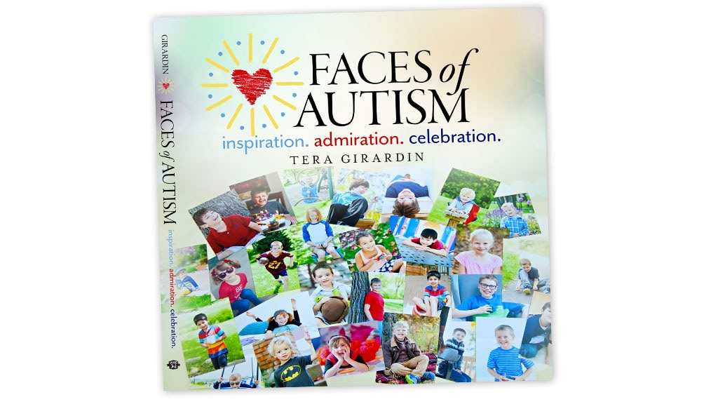 Faces of Autism Book project video thumbnail