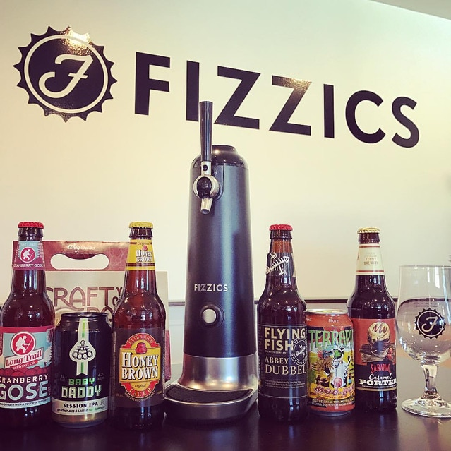 fizzics waytap untap the full taste of beer with science by fizzics home beer draft system. Black Bedroom Furniture Sets. Home Design Ideas