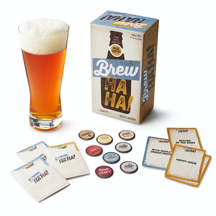 Brew Ha Ha! brings together beer, friends, & all the best beer tasting notes we've ever heard. Your party just got mad hops!