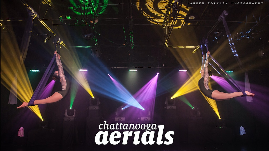 New Home for Chattanooga Aerials & Chattanooga Circus Center project video thumbnail