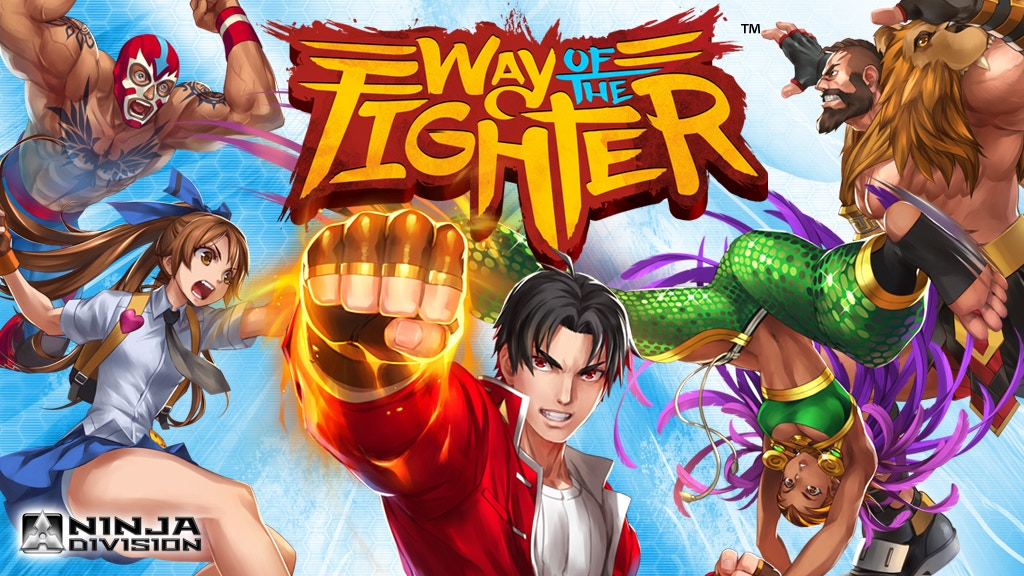 Way of the Fighter project video thumbnail