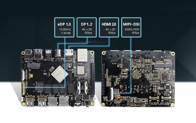 Firefly-RK3399:Six-Core 64-bit High-Performance Platform by Firefly