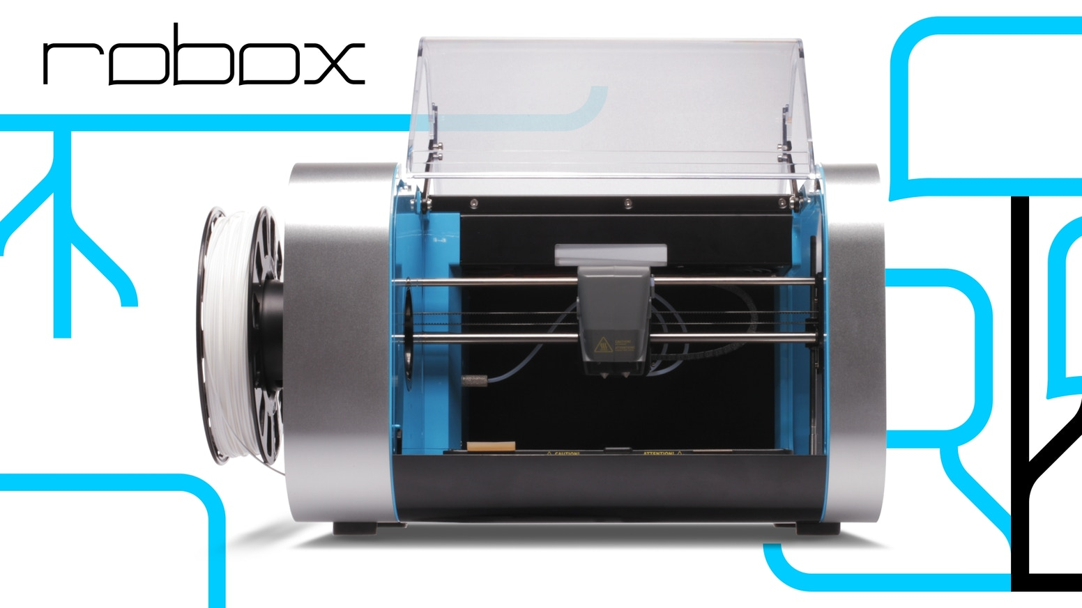 Root, Tree And Mote For Robox® Micro-manufacturing