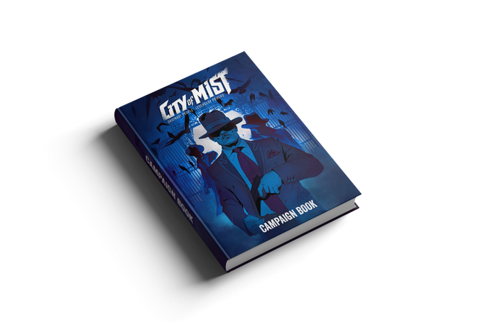 Campaign Book, including all unlocked sourcebooks