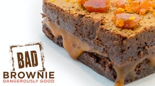 BAD BROWNIE: Gourmet chocolate brownie & dessert bar