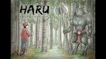 Haru y el Desfile de los Dioses