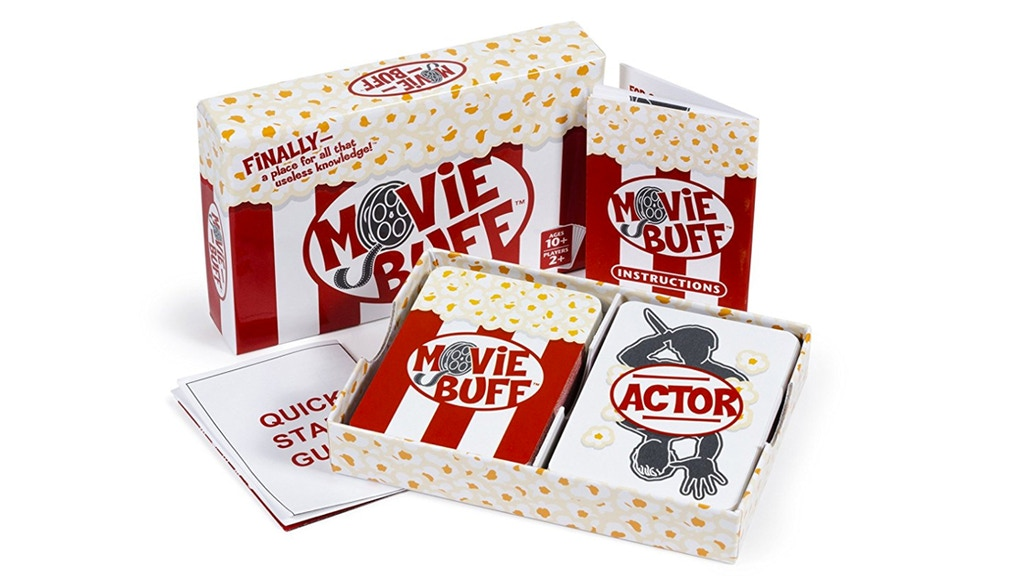Movie Buff: The Greatest Movie Trivia Card Game! project video thumbnail