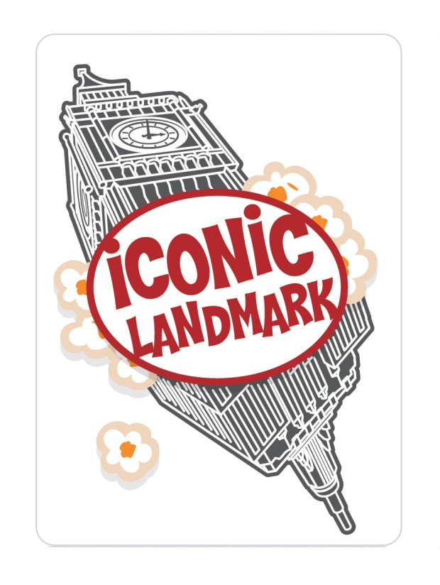 Name an Iconic Landmark used in a film