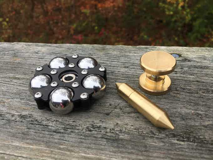 Expanded buttons kit