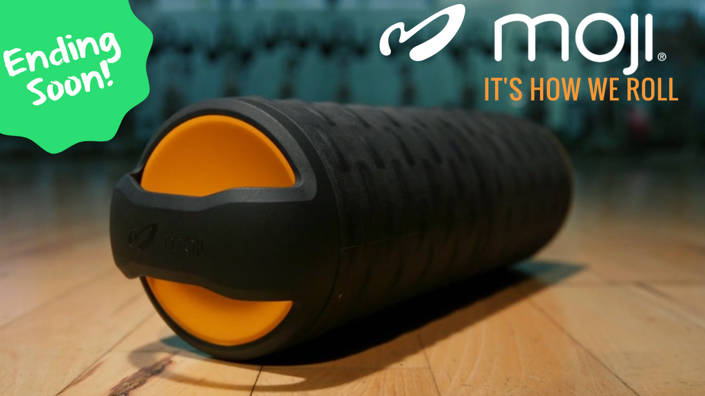 Moji HEATED Roller - You'll never use a foam roller again project video thumbnail