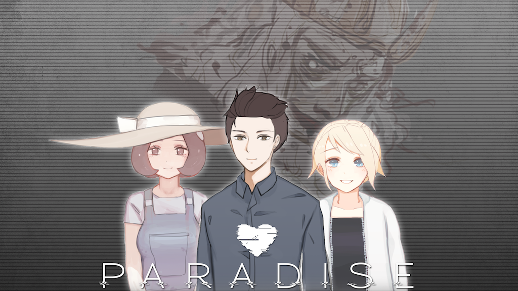 """""""Paradise"""" The Animation project video thumbnail"""